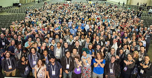 DrupalCon Baltimore Attendees