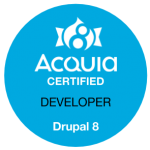 Acquia Certified Developer Drupal-8