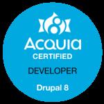 Acquia Certified Developer Drupal-8