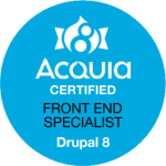 Acquia Certified Front End Specialist Drupal-8