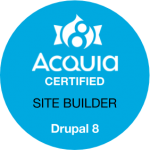 Acquia Certified Site Builder Drupal-8