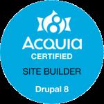 Acquia Certified Site Builder Drupal-8