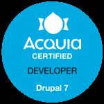 Acquia Certified Drupal 7 Developer