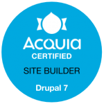 Acquia Certified Drupal 7 Site Builder