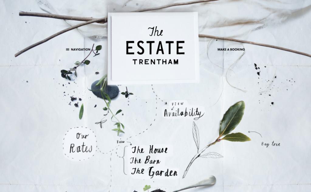 The Estate Trentham original design