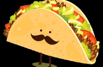 Image of HeyTaco mascot