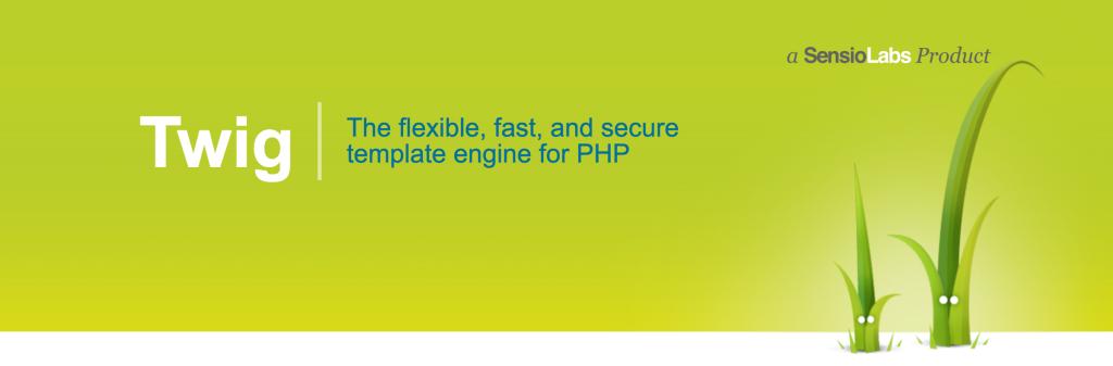 Twig PHP Templating Language