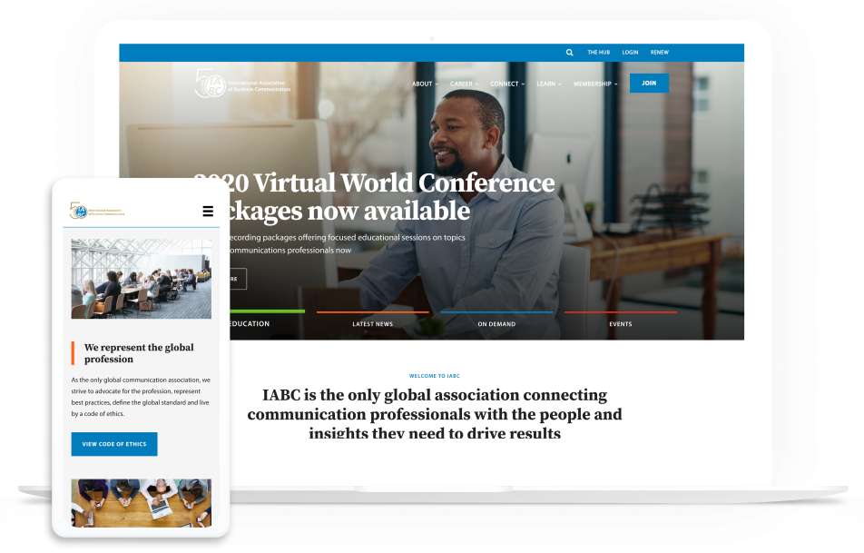 IABC on several devices