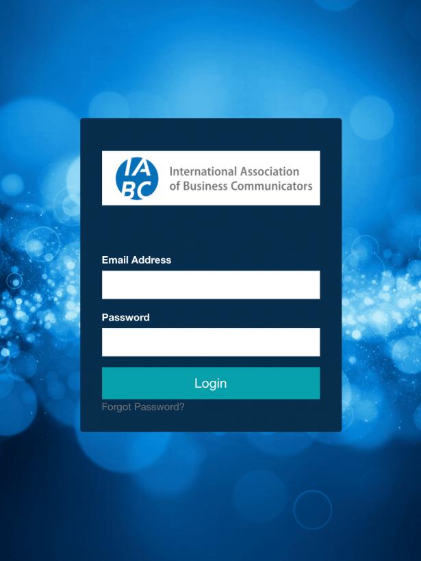 IABC sign-on