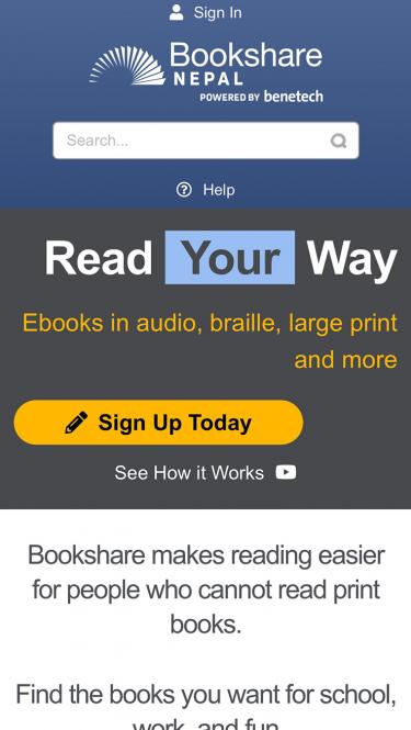 Bookshare Nepal
