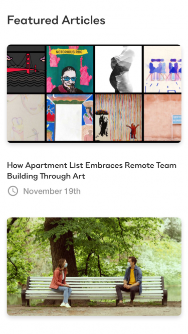 Apartment List Featured Articles