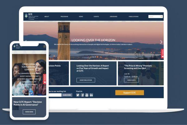 CLTC Homepage