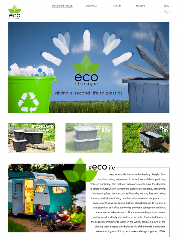 EcoStorage Original Design