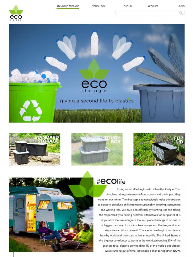 EcoStorage Original Design