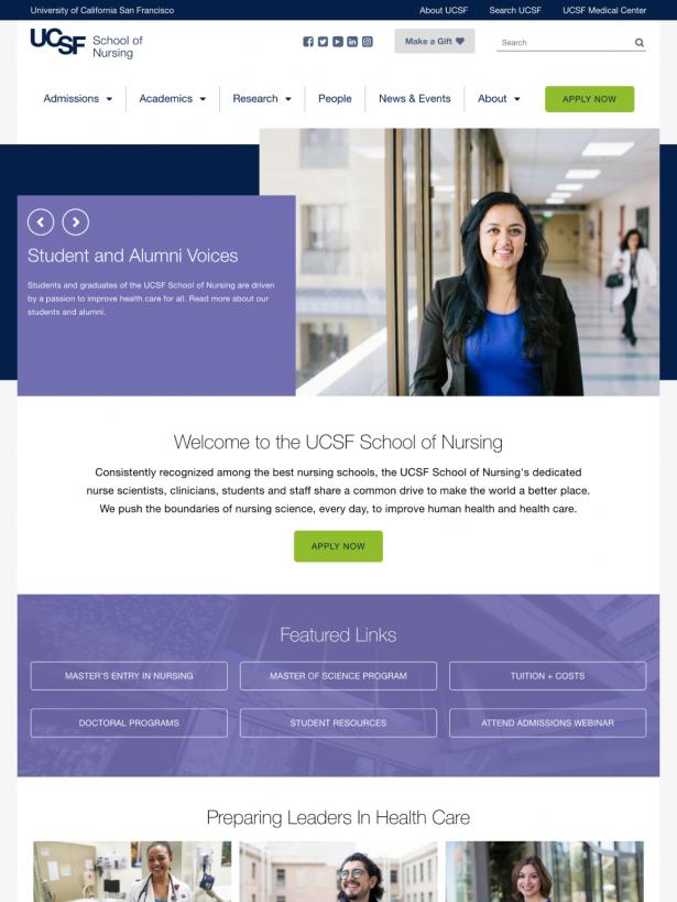 Nursing Visual Design