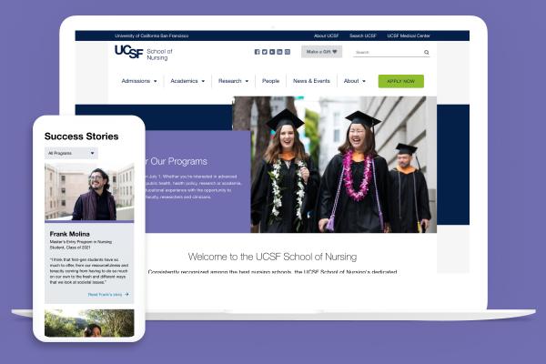UCSF Nursing Feature