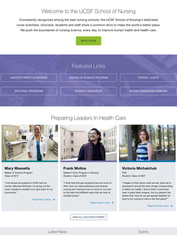 UCSF Nursing