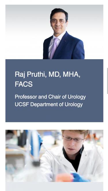 UCSF Urology Mobile